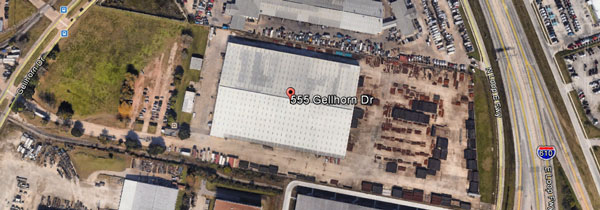 Cargoways Logistics Houston Texas Warehouse